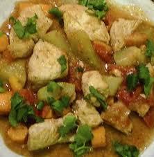 cuisiner les chayottes recette de dinde aux chayottes carottes et tomates et sa sauce au