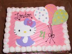 hello kitty cakes at walmart hello kitty birthday cake by