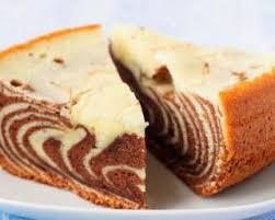 cuisiner sans gras recette de gâteau zébré sans matières grasses