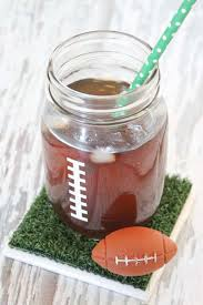 10 diy football decorations for a super bowl party decorating