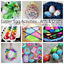 Easter Decorations Ks1 by 50 Easter Egg Activities For Learning Art And Play