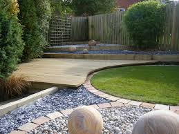 images about modern zen garden and side yard design makeovers