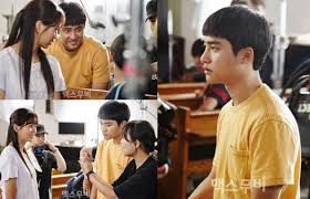 film drama korea pure love exo s d o talks about his first love in interview for pure love