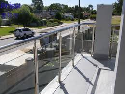 Banister Staircase Stainless Steel Glass Banister Staircase Balustrading Glass
