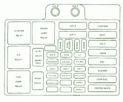 2003 chevy express fuse box diagram wiring diagrams