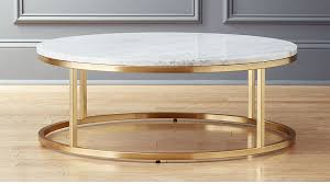 Images Of Coffee Tables Smart Marble Brass Coffee Table In Coffee Tables Reviews Cb2
