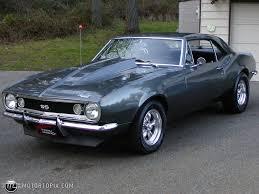 1967 chevrolet camaro ss 350 id 17559