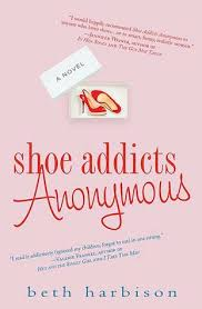 luck my for addictions shoe addicts anonymous shoe addict 1 by beth harbison