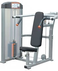 Bench Press Online Buy - buy shoulder press machine w 200 lbs csw8 strength equipments