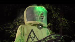 spirit halloween locations nj spirit halloween sneak peek 2017 14 hazmat zombie youtube