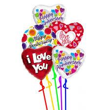 balloon delivery colorado springs happy anniversary and i you balloons flowers colorado springs