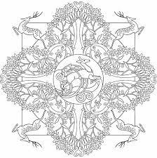 nature mandalas coloring book 224 coloring