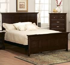 Homelegance Bedroom Furniture Homelegance Panel Bed In Espresso Beyond Stores