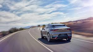 tesla concept the jaguar i pace concept is an attractive tesla fighting all