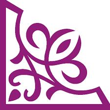 file corner ornament purple left png wikimedia commons