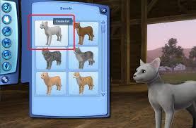sims 3 boxer dog sims 3 pet customization simsvip