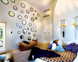 Wall Decor Interesting Wall Decoration by Decorating A Bedroom Wall Of Alluring Wall Decoration Bedroom