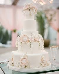 wedding cake icing 50 great wedding cakes martha stewart weddings