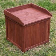 wooden deck storage box awesome cute deck box bench coral coast