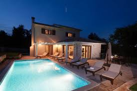 houses for rent 4 bedrooms villa bliss 6 villa with pool sauna for big groups istria