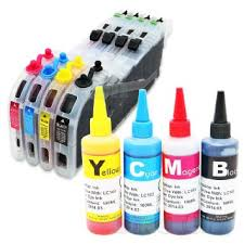 brother printer mfc j220 resetter cheap lc 101 refill cartridge brother with reset chip find lc 101