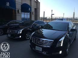 cadillac cts limo fleet jaco limousine transportation