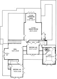 house plans with media room 4 bedroom 5 bath coastal house plan alp 0369 allplans com