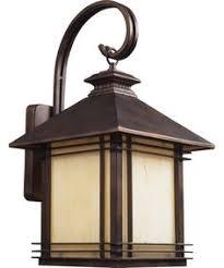 mission style outdoor wall light trans globe lighting pl 5820 rt gu 24 corner window 13 wall lantern