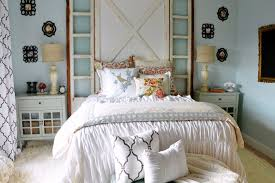 boho chic bedroom decorating ideas decorated with lights and diy