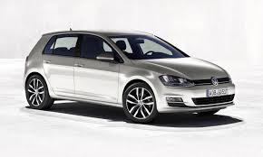 2013 volkswagen golf first official pictures photos 1 of 14
