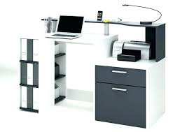 caisson bureau blanc laqué bureau blanc fly zenty co