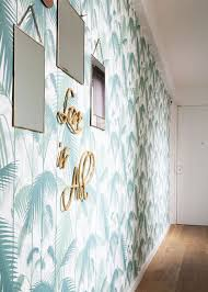 Papiers Peints Farrow And Ball Ambiance Tropic Chic Marie Claire