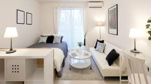 calm clean simple modern apartment small homes design ideas