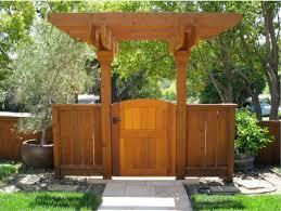 trellis wooden garden gate wonderful outdoor garden gate