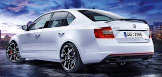 skoda octavia vrs 230 going faster again in 2015
