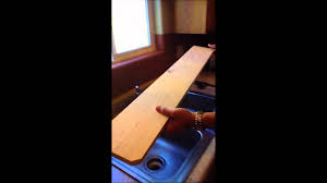 Wooden Interior Window Sill Cheap And Easy How To Install A Windowsill Part 1 Youtube