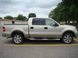 used 2006 ford f150 purchase used 2006 ford f 150 lariat crew cab 4 door 5 4l