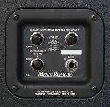 Mesa Boogie 2x12 Rectifier Cabinet Review Mesa Boogie Ltd Rectifier Traditional 4x12 240w Angled Guitar