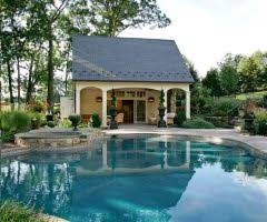 philadelphia rod iron fence pool traditional with gable roof
