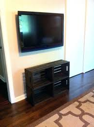 Wall Tv Stands With Shelves Quick Mount Wall Tv Stand Magnifierwall Corner Stands For Flat