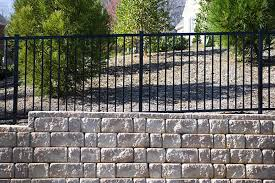 aluminum fence ornamental fence virginia