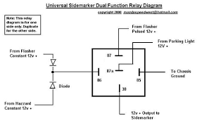 wiring diagram for relay wiring wiring diagrams instruction
