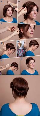 Frisuren F Kurze Haare Zum Selber Machen by Am Beliebtesten Frisuren Selber Machen Kurze Haare Deltaclic