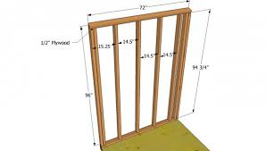 Free Wooden Shed Plans by Free Lean To Shed Plans Myoutdoorplans Free Woodworking Plans