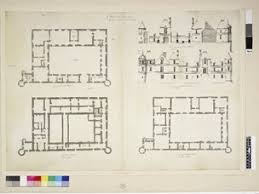british museum plan drawing architectural drawing