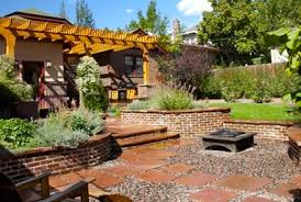 Inexpensive Backyard Landscaping Ideas Simple Backyard Landscape Design Ideas