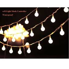 warm white led twinkle lights 36ft outdoor globe string lights led warm white fairy twinkle lights