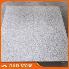 flamed outdoor granite floor tile car parking cheap granite tile