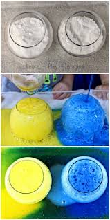 baking soda and vinegar eruptions learn play imagine