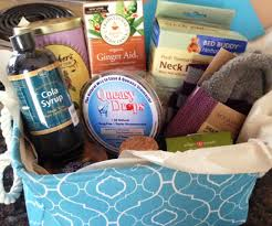 chemo gift basket easter business boutique
